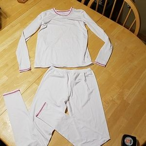 Chill chasers by cuddle duds kids sz L